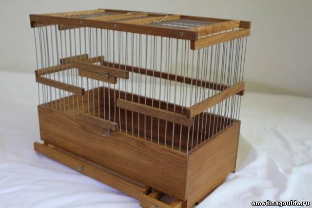 Как сделать деревянные клетки 920